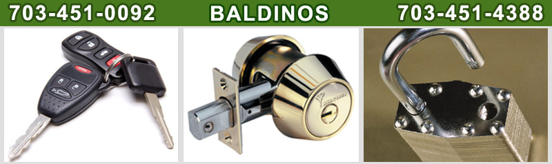 Baldinos Burke Locksmith Services the Burke Virginia Area